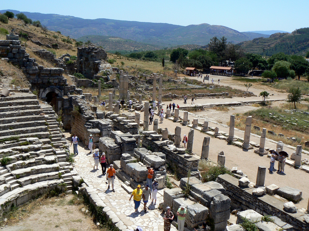 Grand Theater of Ephesus