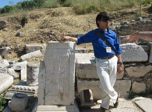 Tour with best guide in Ephesus