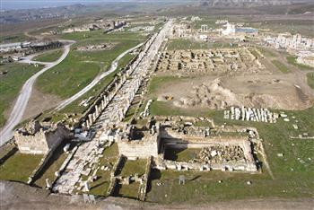 Church of Laodicea is about to be open for visitors. - Ephesus Travel Guide