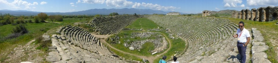 Private tours of Aphrodisias and Ephesus led by top-rated guides.