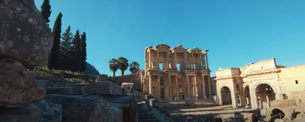 ephesus half day tour from kusadasi