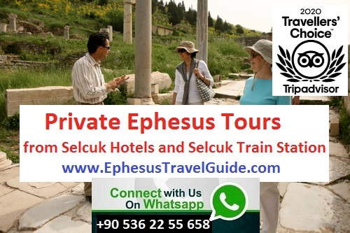 private ephesus tour from selcuk
