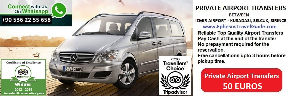 Izmir Airport Private Transfer
