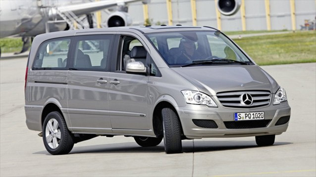 Kusadasi Izmir Airport Transfer Vehicle